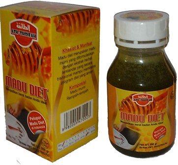 Buy 1+1 Madu Diet Ath-Thoifah- HERBAL PELANGSING TURUN 5kg ...