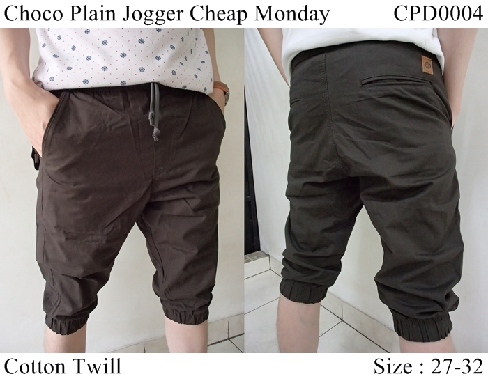Buy Celana Pendek Chino Jogger Pants Fashion Pria Model Terbaru Distro Joger Cargo Jeans Army