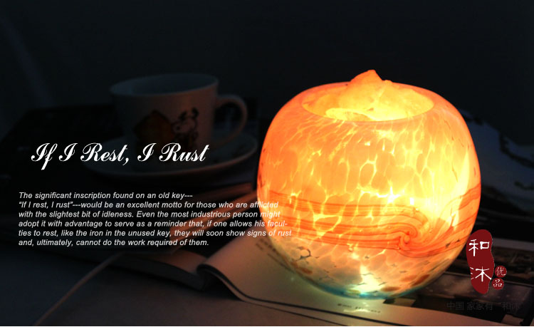 Authentic Himalayan Salt Lamp in Crystal Glass Lazada Singapore