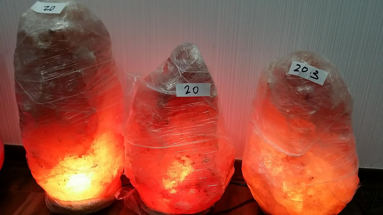 Salt Lamps Melting : Buy 100% FIRST GRADE SALT LAMP? From Pakistan BULB Deals for only SUSD 138 instead of SUSD 138