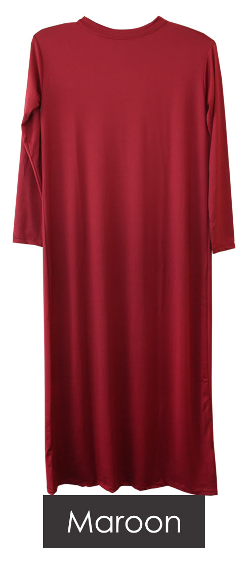 Buy Basic Manset Gamis Premium Quality Fashion Tshirt