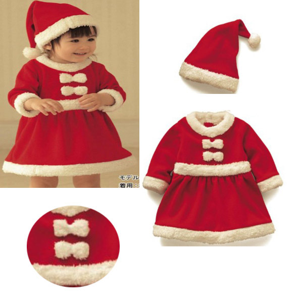 bb731d408 Christmas romper / Christmas dress for baby and children 2016 .santa and  santarina costume. Xmas romper /xmas dress.New arrival October 2016.