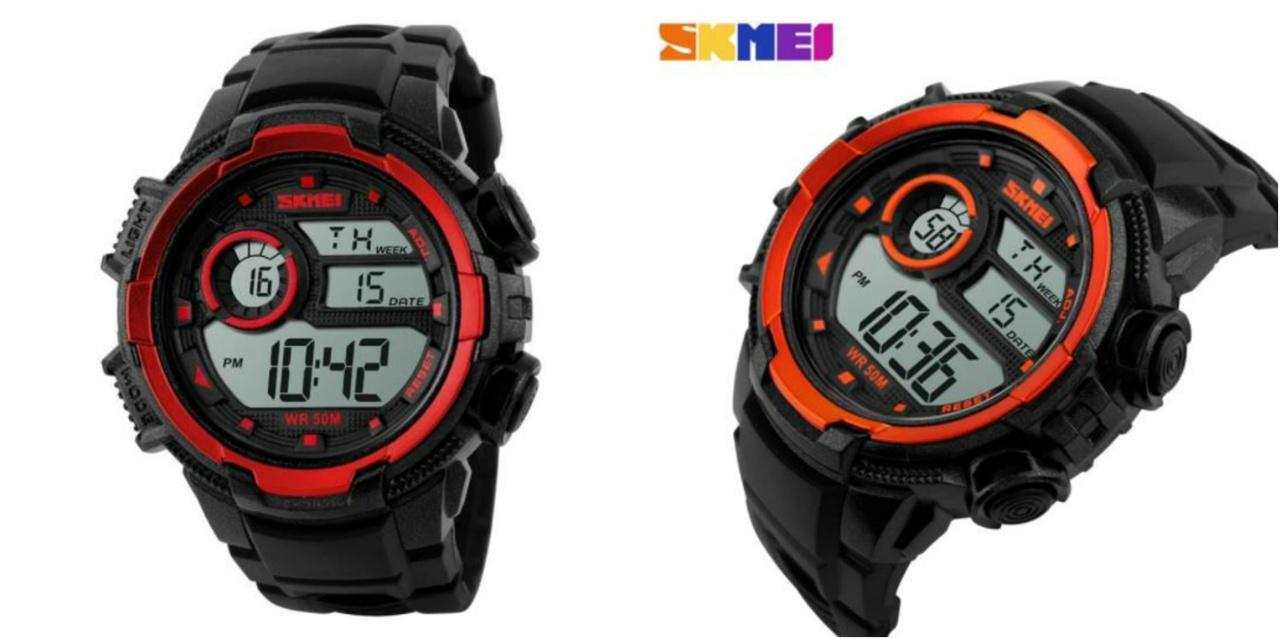Buy Promo Skmei Original Watch Collection Deals For Only Rp130000 Planet Jam Tangan Pria Titanium Tali Karet 1025 Tampilan Digital