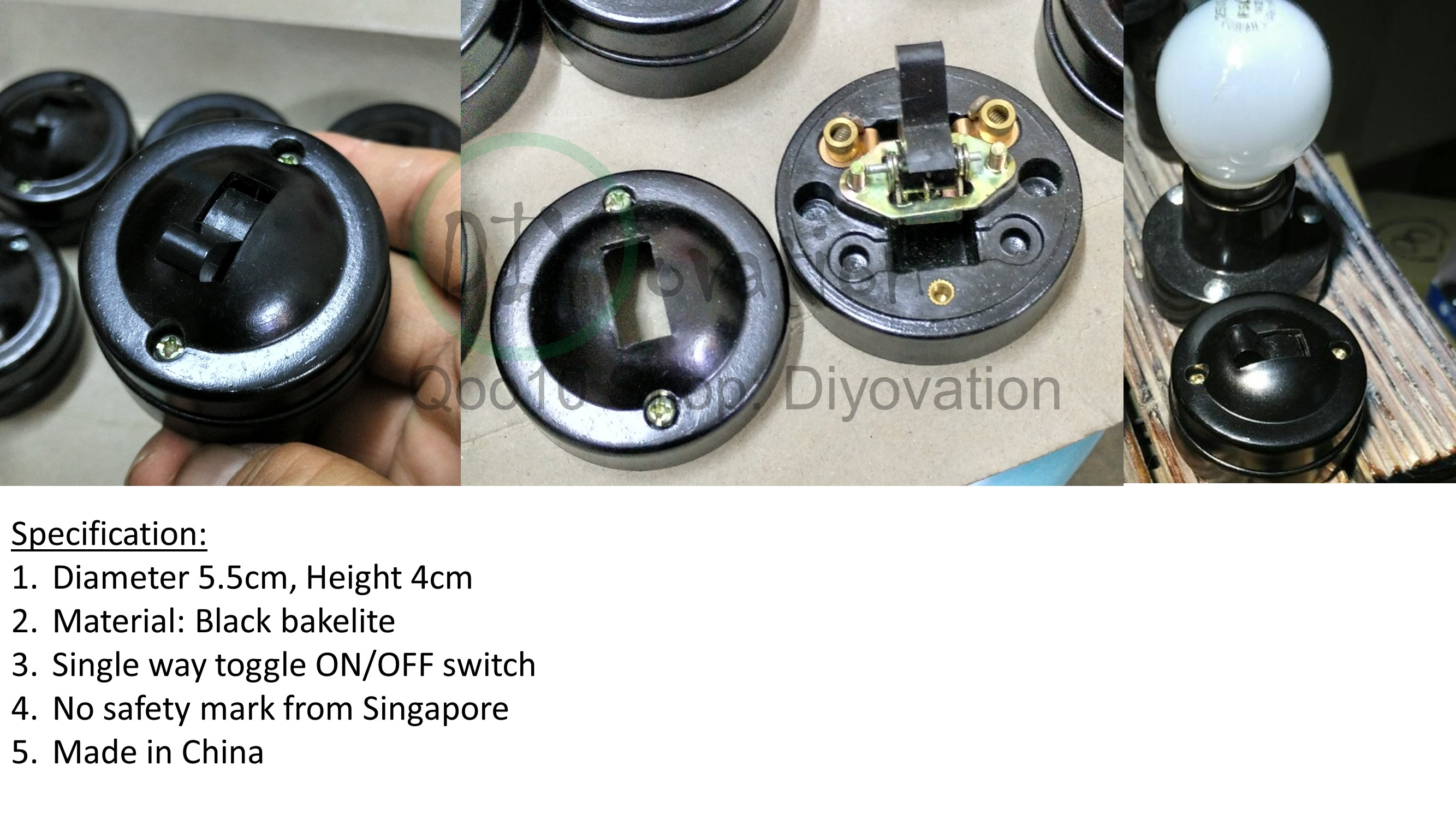 Every Need Want Day 2 Way Switch Singapore These Is Actual Real However Without Safety Mark We Strongly Recommend Use As Decoration Only