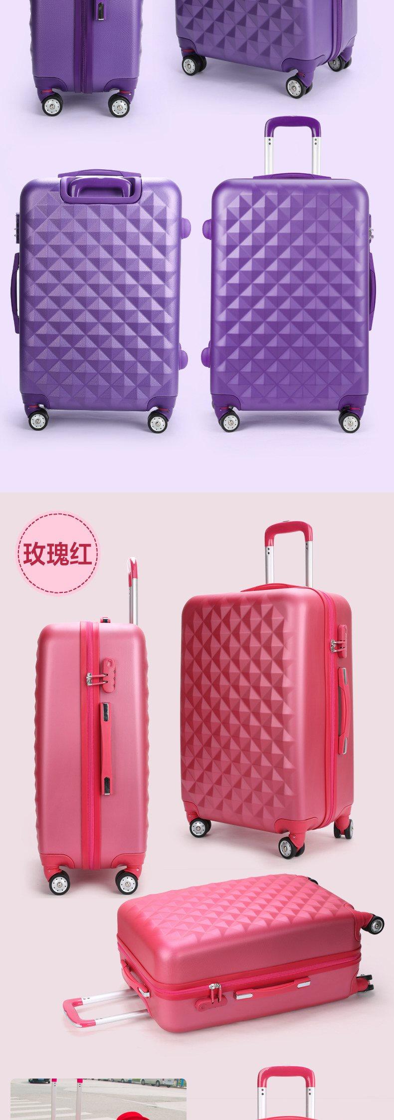 Luxury Luggage Hello Kitty Diamond Concept Suitcase