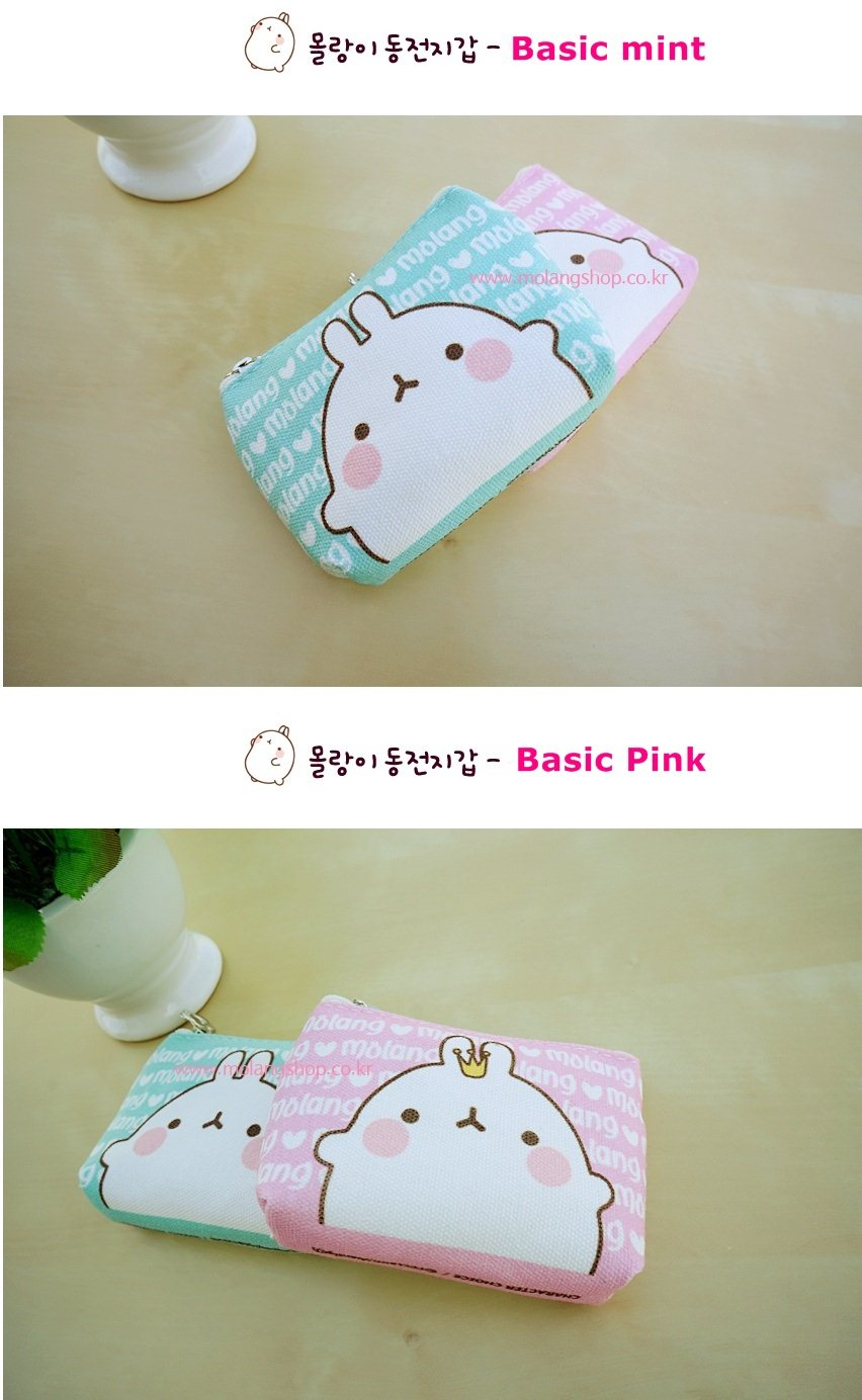 CHACHA CUTE CHANGE PURSE 3 TYPE KOREA OFFICIAL NEW CHACHA