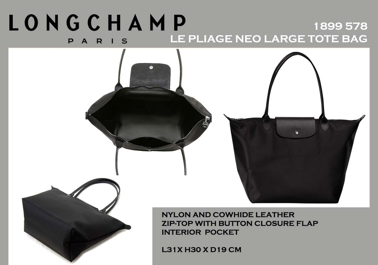 Buy LONGCHAMP LE PLIAGE NEO AND CLASSIC NYLON Deals for only S 181.4  instead of S 879 c48dc579c5e86