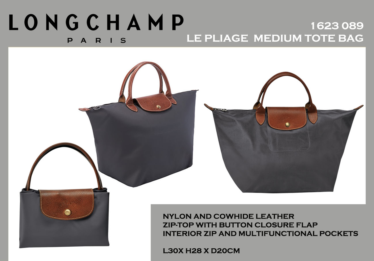 MEDIUM LE PLIAGE BAG