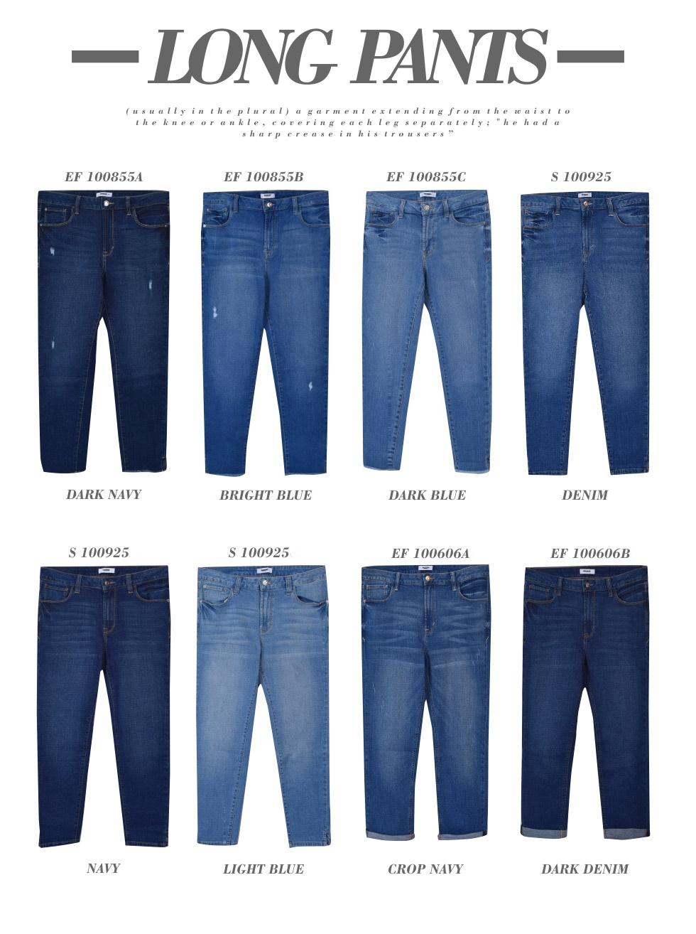 Buy New Collection Women Denim Skinny Jeans Deals For Only Rp89000 Rok 7 8 Drakblue Jsk5012 Allsize Opsi