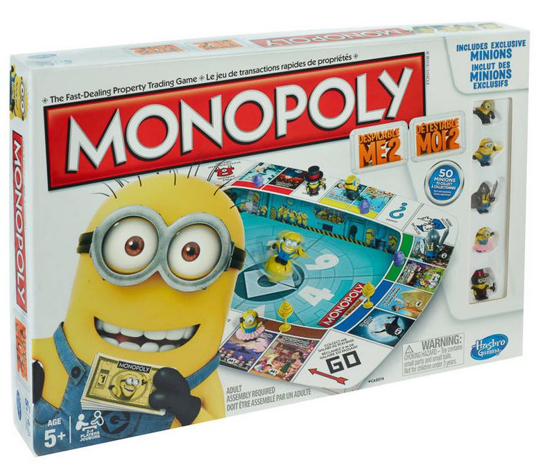despicable me life game instructions