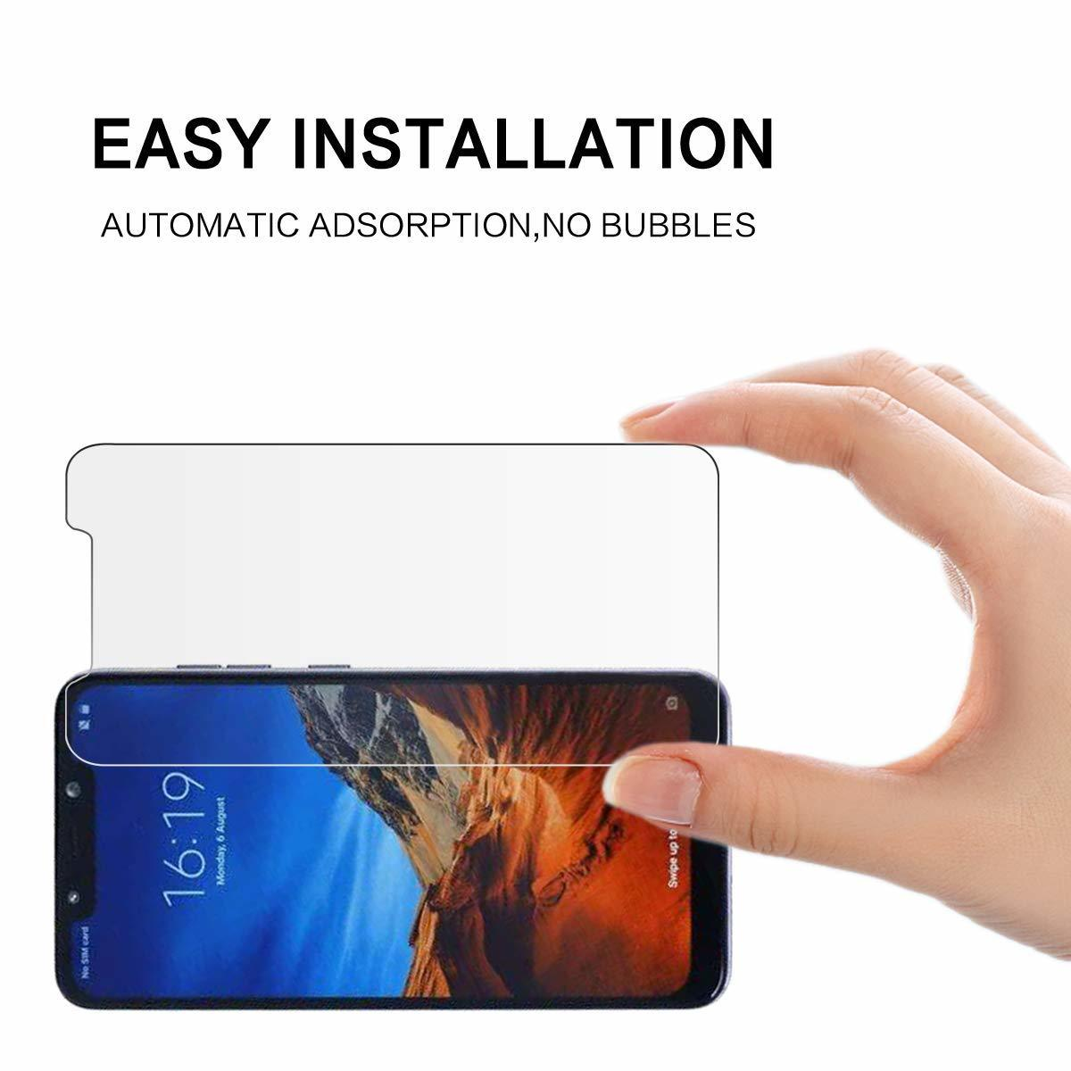 Every Need Want Day Tempered Glass Full Xiaomi Pocophone F1 Xiaomipocophone F1redmimi Max 3s266a5 Plusredmi Note 5atempered Glassfull Covercase