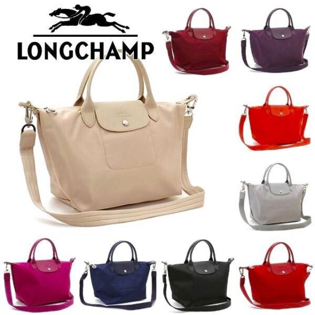 Buy Authentic Longchamp Le Pliage Neo Series Tote Bag 1512