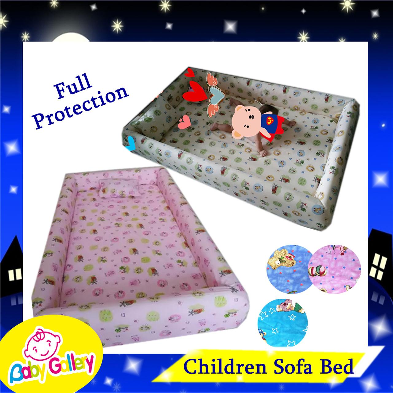 Buy Toddler Bed Baby Sofa Bed Kids Children Bed Full