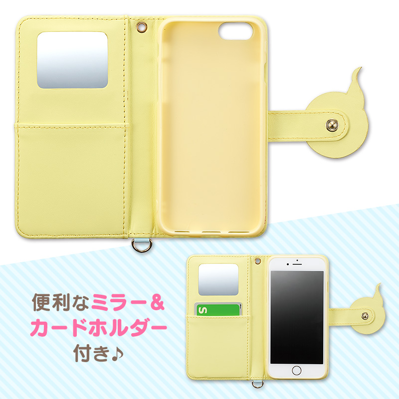 5ac1493e4 [inside] card pocket 1, with mirror ○ Operation of ON / OFF switch,  operation to Lightning cable and earphone jack can be performed while  mounted