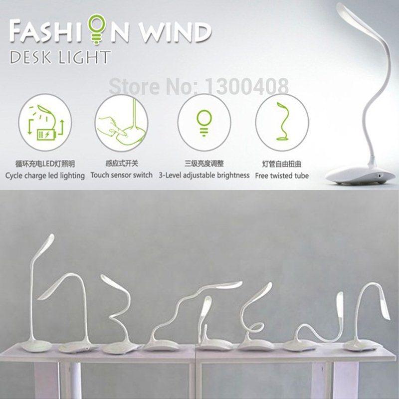 Ramcent Desk Lamp Touch Amp Stylish Fashion Wind Light Led