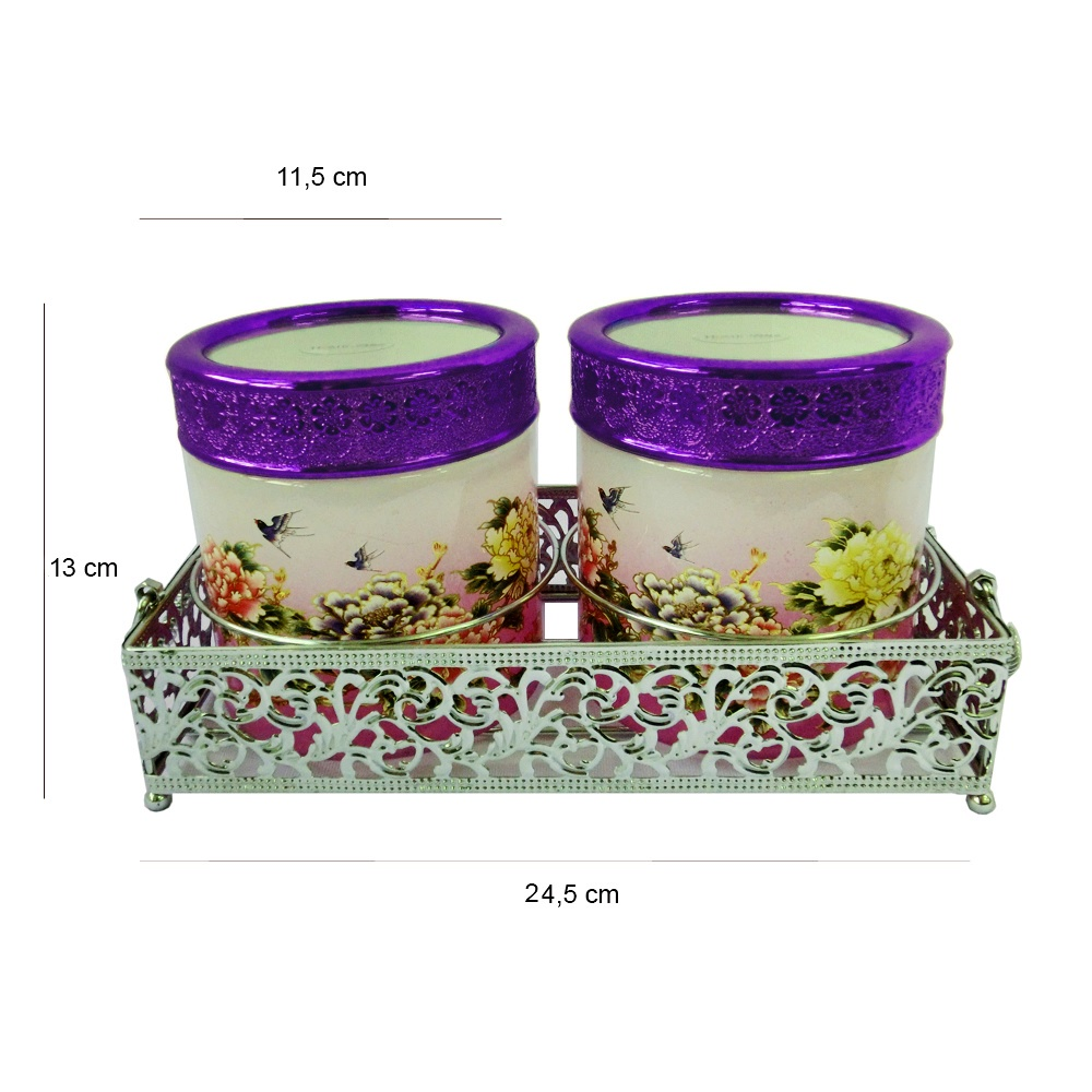 Buy Ramadhan Sale Toples Motif Homeline Isi 2 Pcs 3 Deals 1 Set 2pcs Ungu