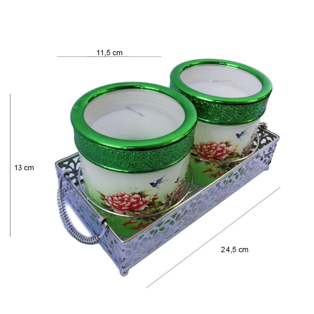 Buy Ramadhan Sale Toples Motif Homeline Isi 2 Pcs 3 Deals 1 Set Merah