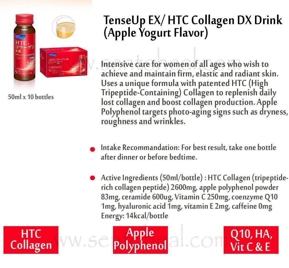 Fancl Collagen Drink Price