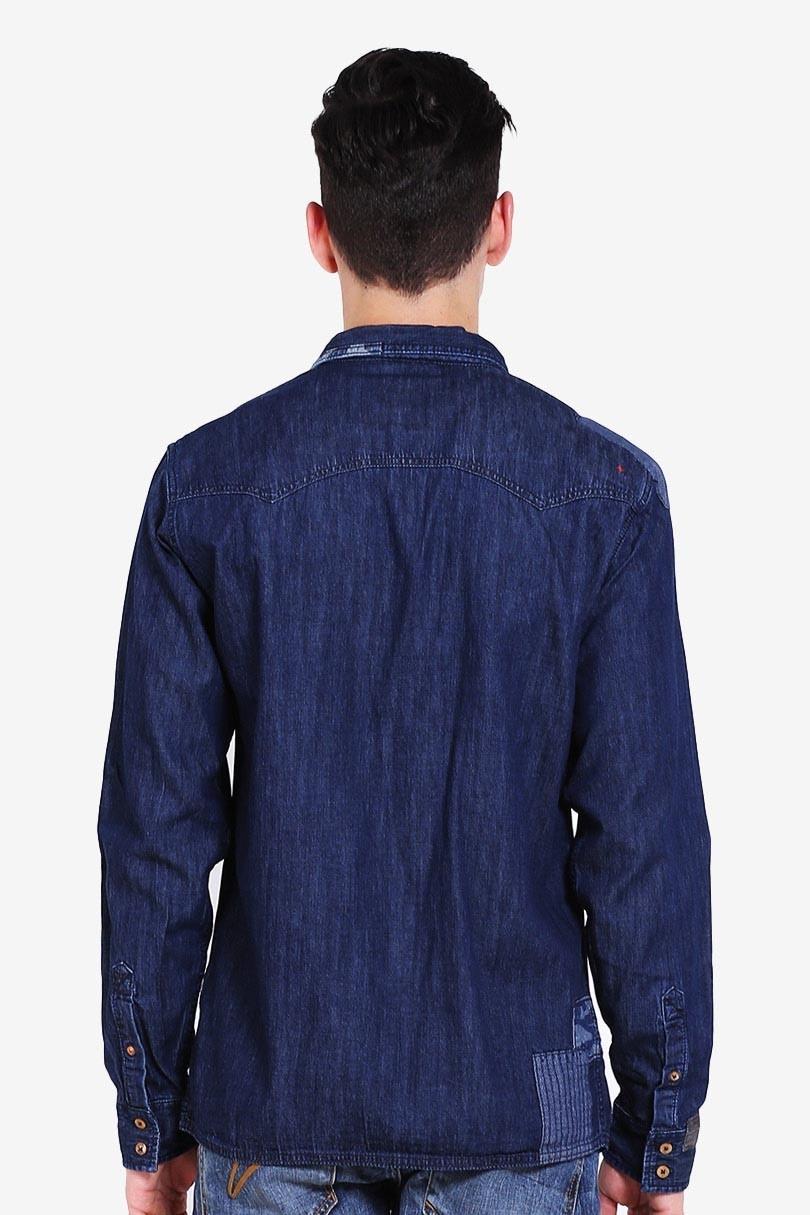 Buy Okayama Jeans Deals For Only Rp129000 Instead Of Bushido Bd17pa007pd Straight Cut Dark Blue Biru 32 Ukuran S Lingkar Dada 104 Cm Panjang 74 M 108 75 L 112 76
