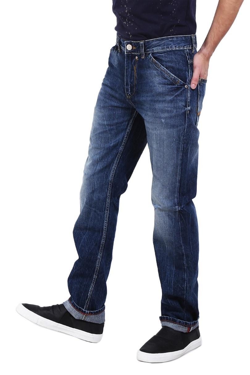 Buy Okayama Jeans Deals For Only Rp129000 Instead Of Bushido Bd17pa007pd Straight Cut Dark Blue Biru 32 Ukuran Lingkar Pinggang 86 Cm Panjang 109 34 90 111 36 94 113