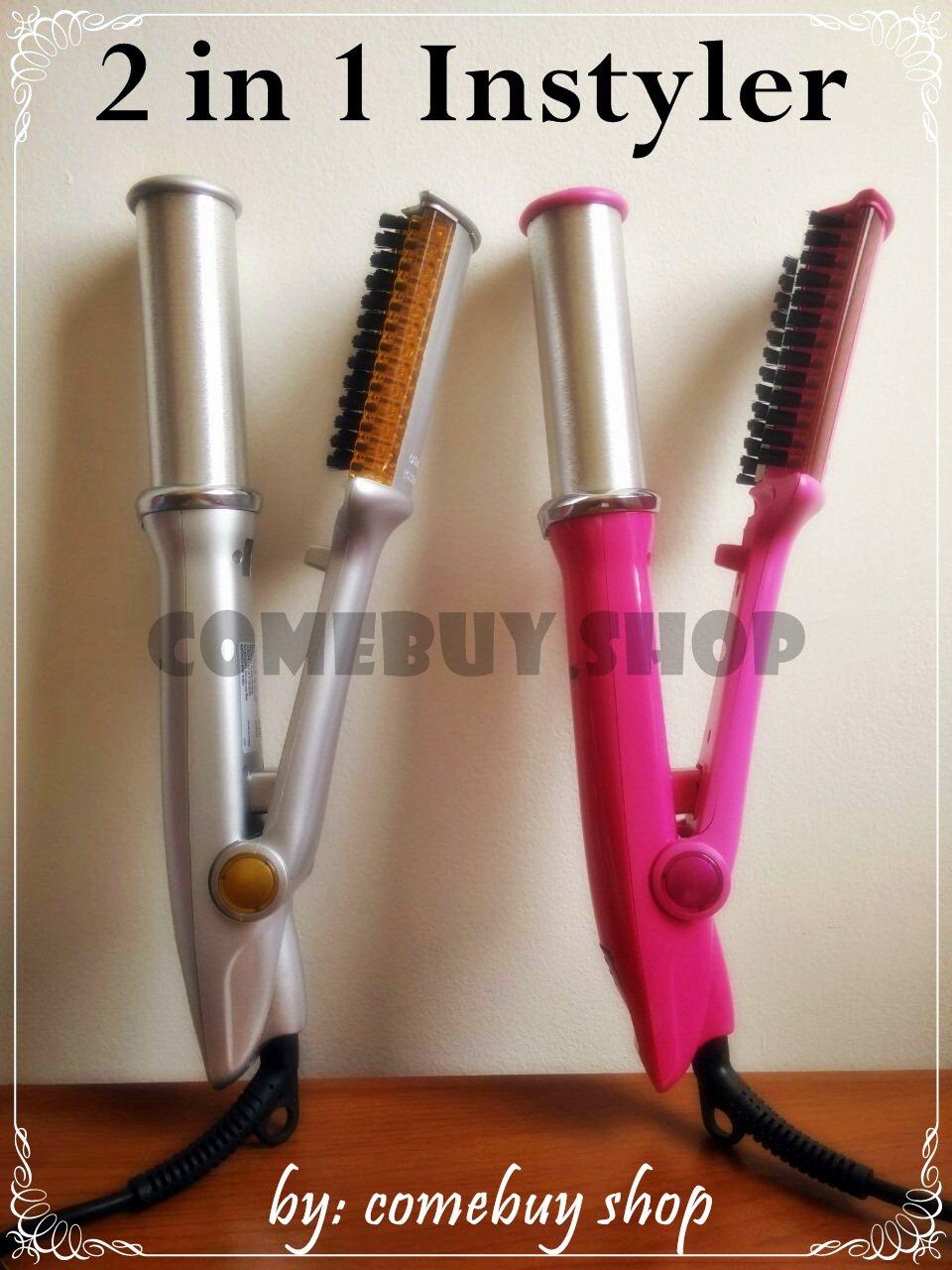 Buy Hot Item Instyler Hair Rotating Iron Curler Deals For Catokan In Styler Fungsi 1 Bisa Untuk Meluruskan Bahkan Rambut Yang Keriting Sekalipun 2 Natural 3 Memasukkan Bagian Bawah