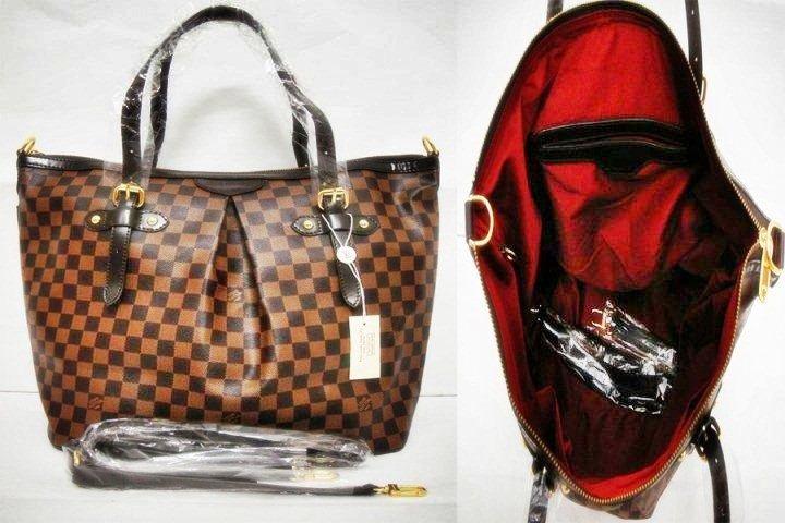 Tas Wanita Branded Import Korea + Free Dompet Kunci