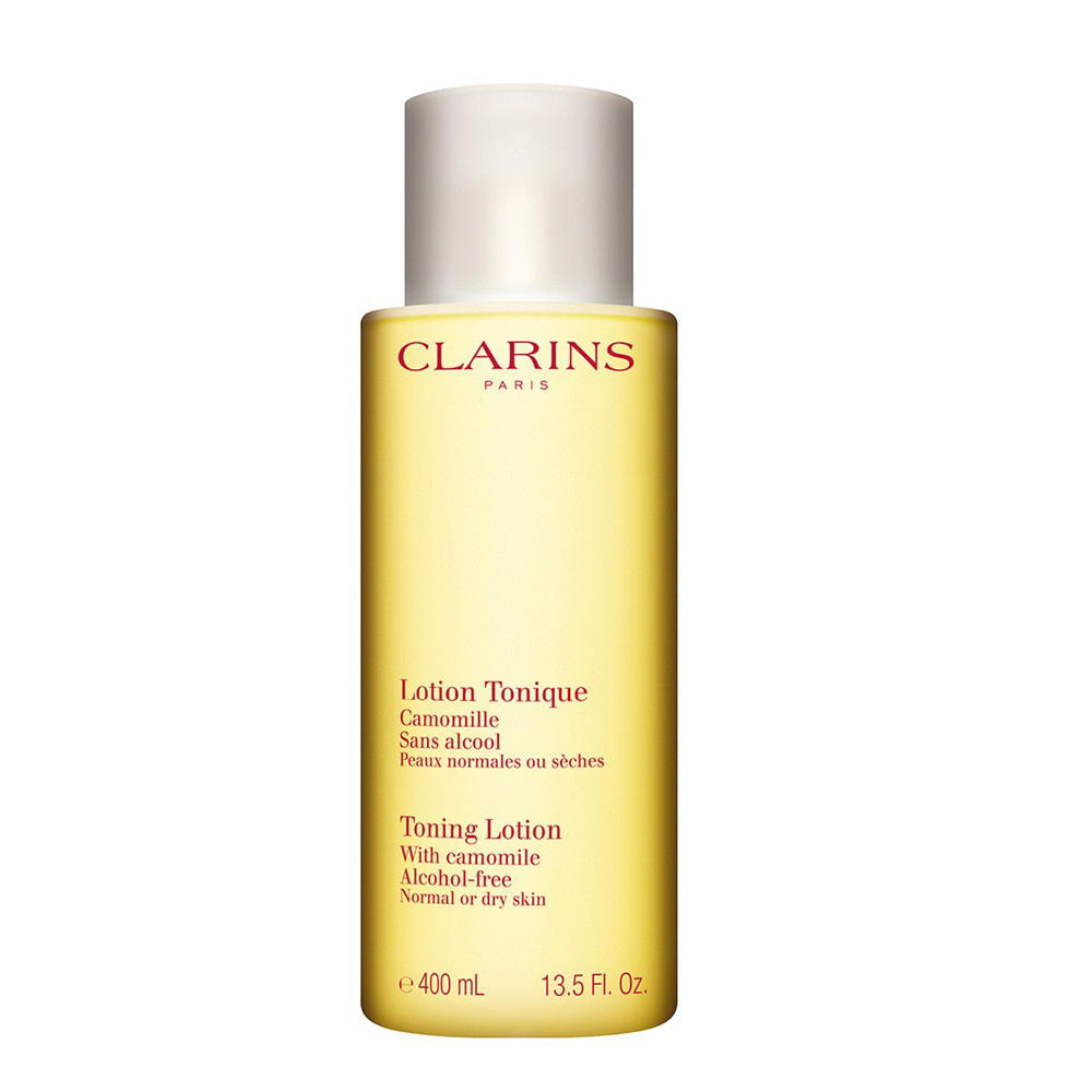 clarins exfoliating toner how to use