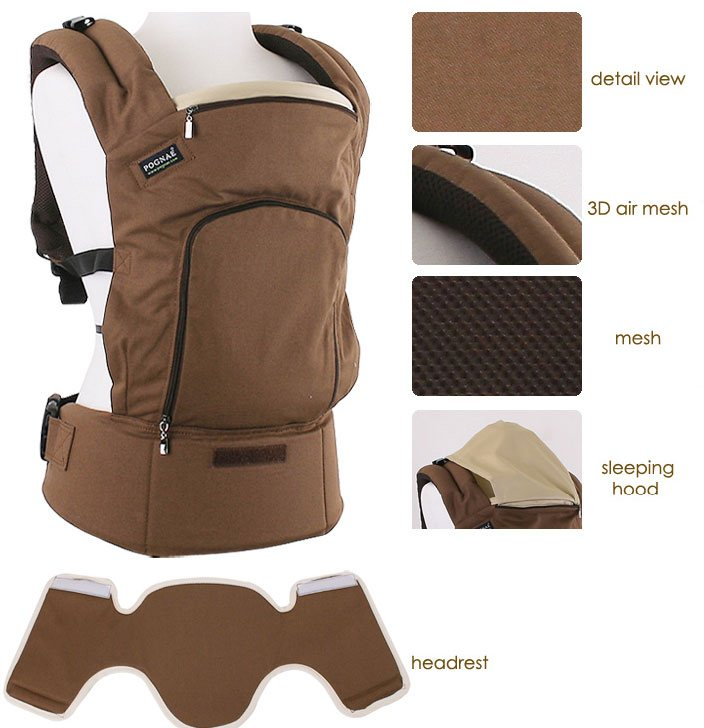close baby carrier instructions