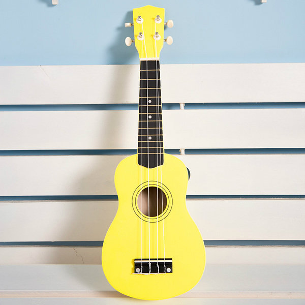 buy ukelele mini guitar music instrument stringed instrument 21 inches for children beginners. Black Bedroom Furniture Sets. Home Design Ideas