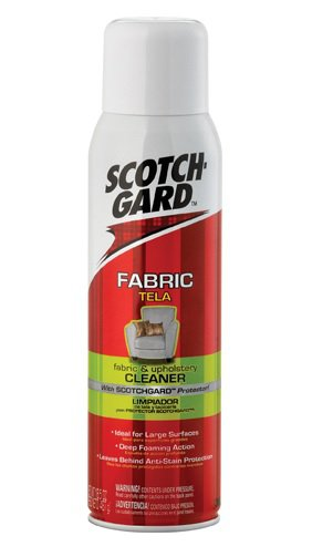 buy official e store scotchgard fabric upholstery cleaner remove stains spills protect. Black Bedroom Furniture Sets. Home Design Ideas