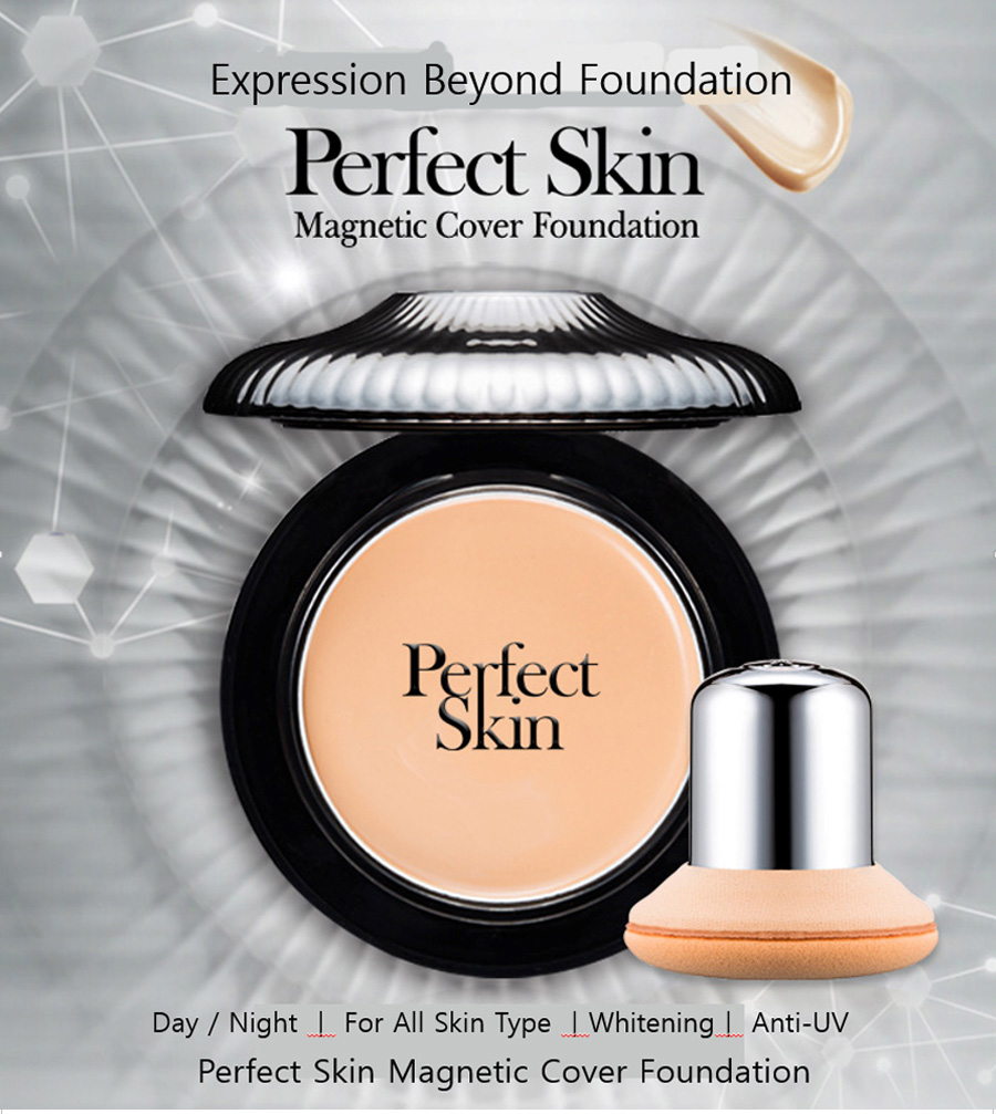 Buy Jennyhouse Perfect Skin Magnetic Cover Foundation