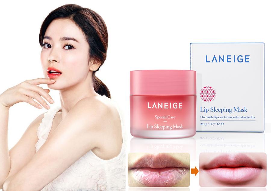 Buy Laneige Lip Sleeping Mask 20g Lip Balm Deals For