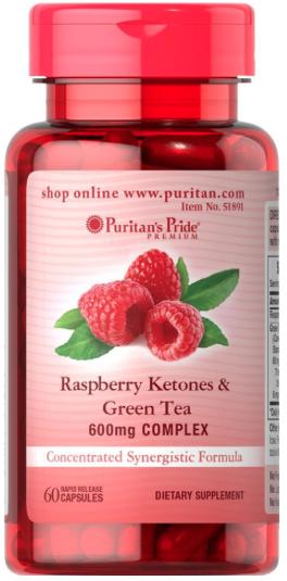 Can you take raspberry ketones and green tea extract together