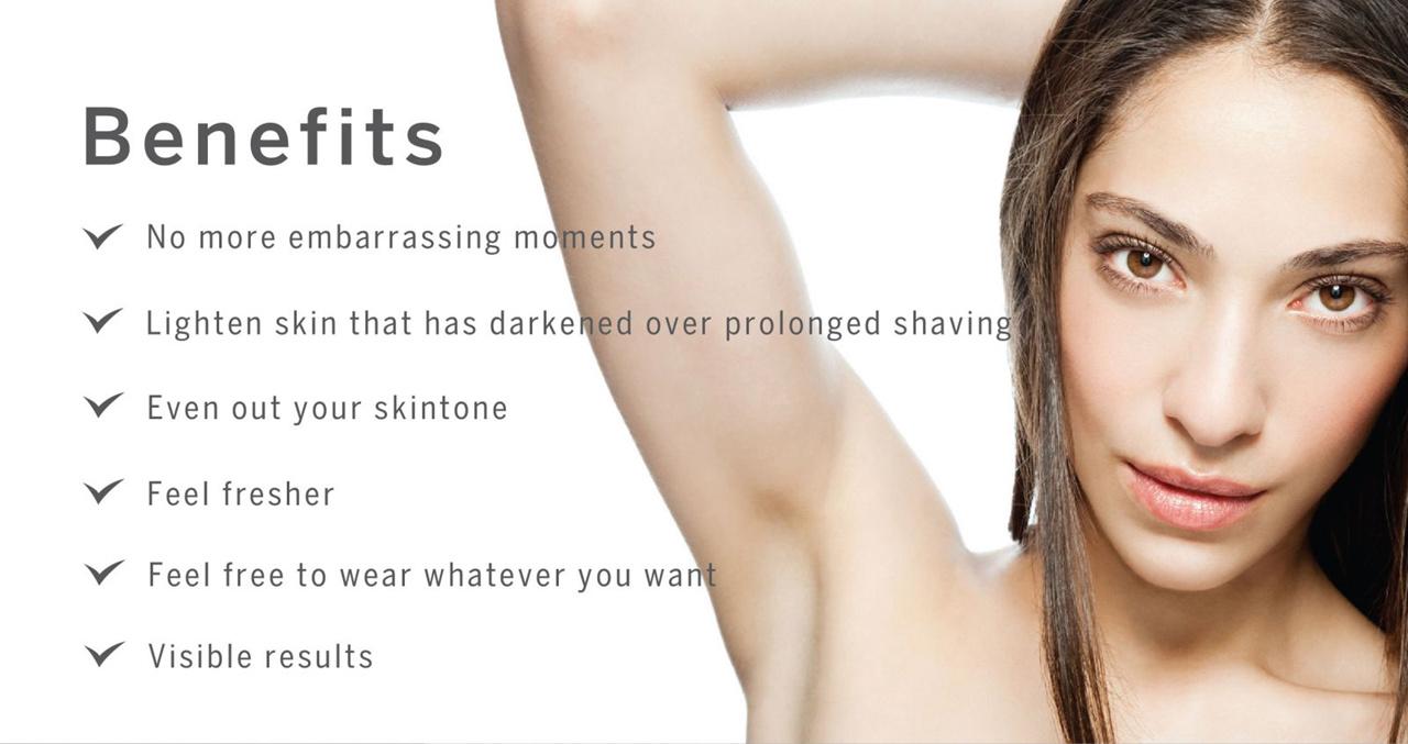 Body Skin Whitening Naturally