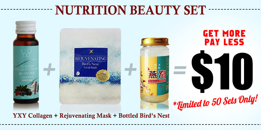 Buy Valentines Day Heartwarming Gift Idea Freshly Cooked Bird Nest Deals  for only S$98 instead of S$98