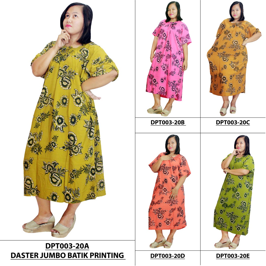 Buy Daster Batik Jumbo Collections 2 Deals For Only Rp29600 Instead Longdress Payung Not Set Dpt003 18