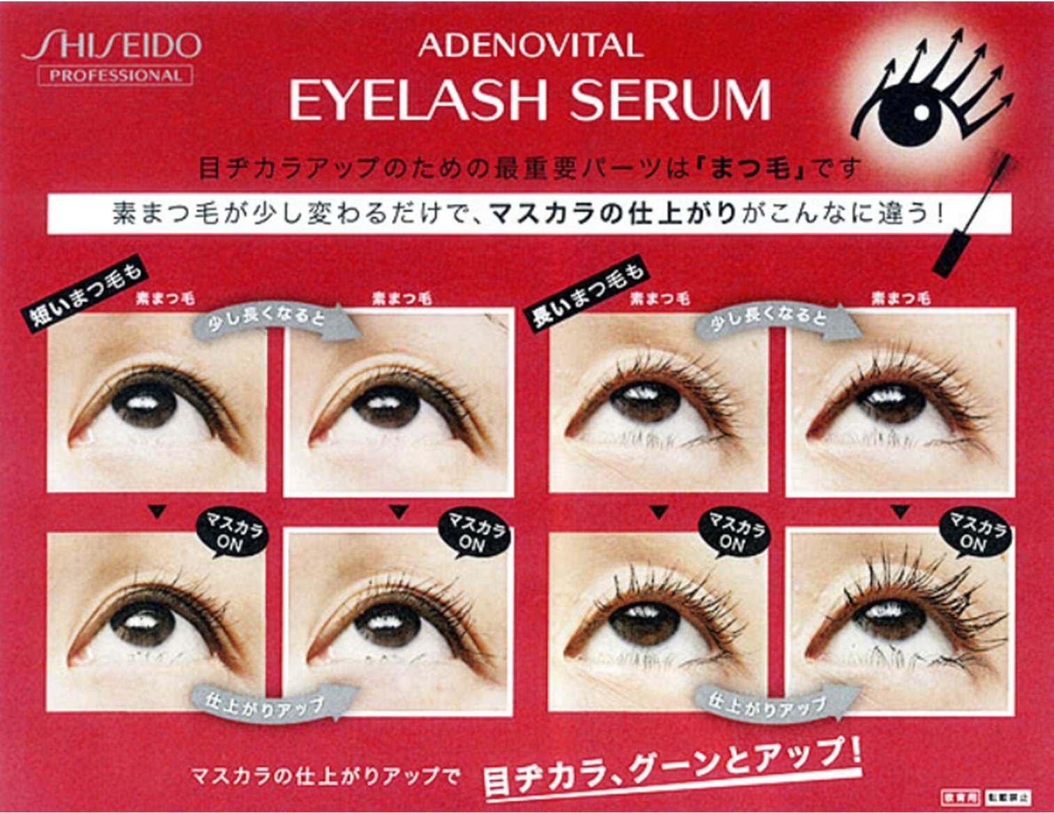 404e0d7316a Adenovital Eyelash Serum - an indispensable item for longer and thicker  eyelashes.