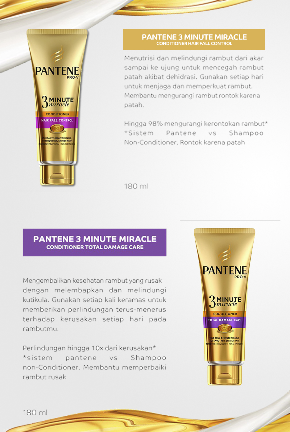 Buy Bundle Pantene Shampoo 750 Ml Deals For Only Rp102800 Instead Sampo Total Damage Care 750ml Highlights