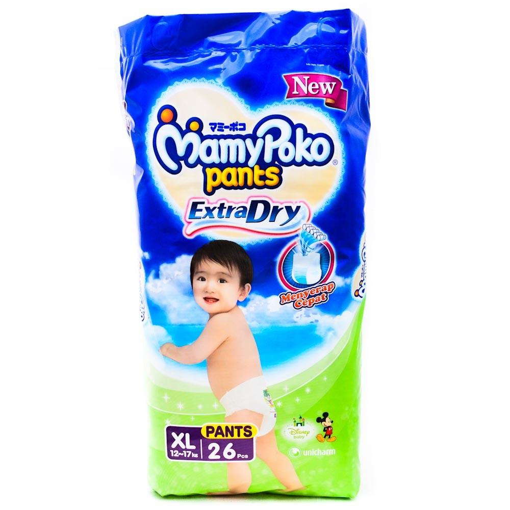 Buy Crazy Price Mamy Poko Pants Standar Extra Dry Mamypoko Xtra Kering S40 Motif Mickey Mouse Dengan Sirkulasi Udara Yang Lancar Sehingga Mencegah Panas Agar Bayi Merasa Nyaman Terbuat Dari Bahan
