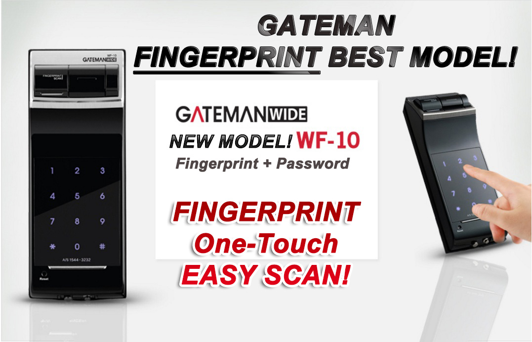 Buy Wf 20 Lowest Price Digital Doorlock Gateman Wf 20