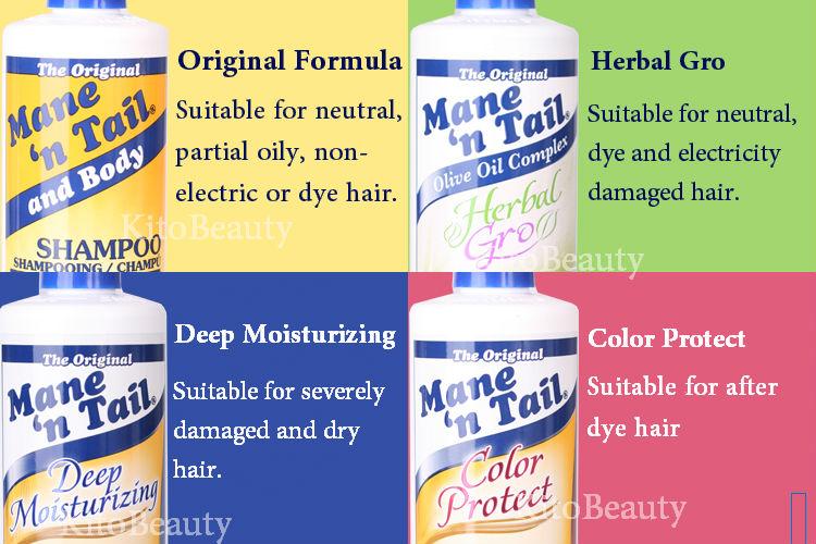 Mane N Tail Usa No 1 Hair Growth Anti Hair Loss Herbal