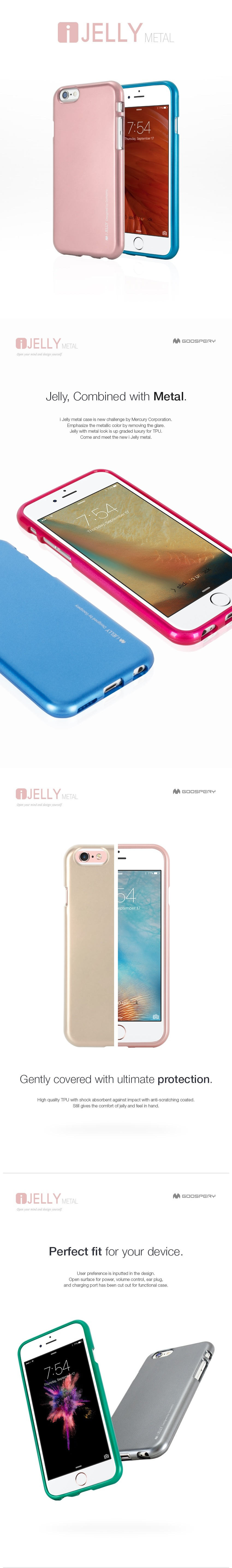 Daftar Harga Goospery Iphone 8 Soft Feeling Jelly Case With Hole Red Pearl All Type Special  Gold Every Need Want Day Blue Moon