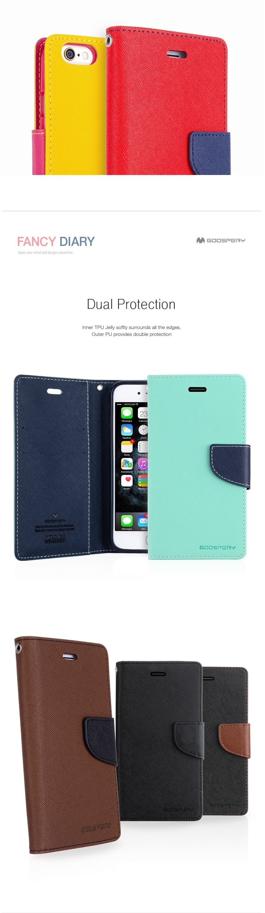 Promo Goospery Iphone 8 Pearl Jelly Case With Hole Clear Terbaru The Little Things She Needs Reca Blue Sepatu Flat Tsn0001142c0032 Biru 40 Buy Deals For Only S199 Instead Of S0