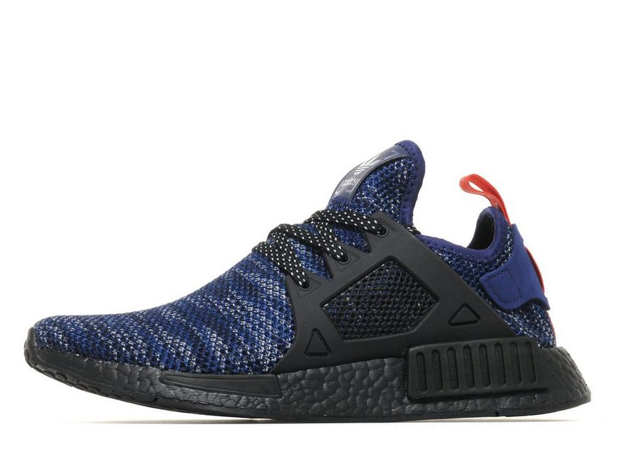 41f9ff3ddbf35 Adidas NMD XR1 Blue Black with Red Tab (Code  BY9649) Size Available  UK8.5    US9   42.67EUR   27CM