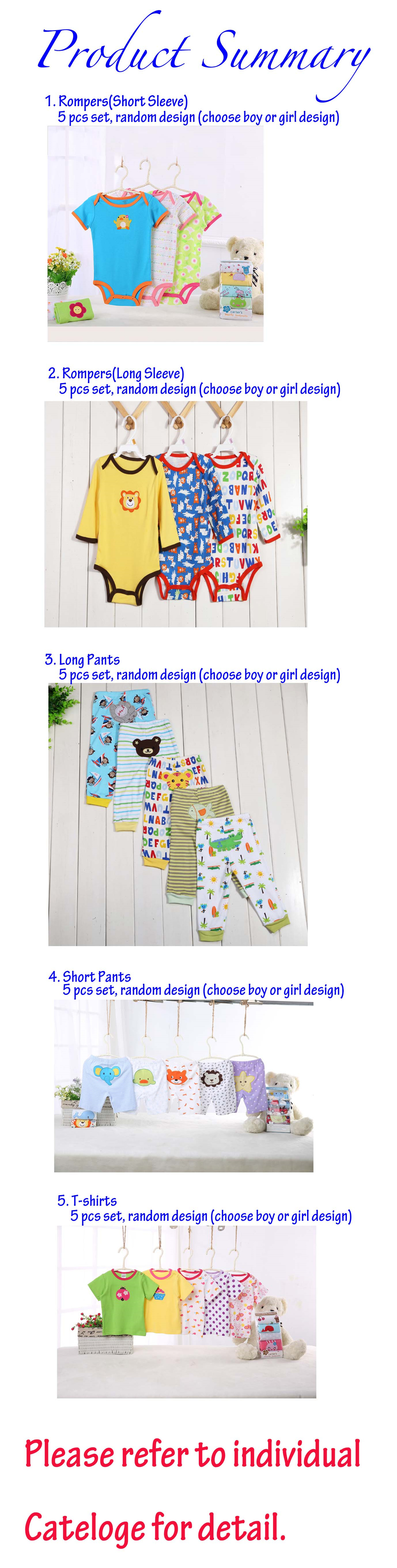 532f44d1c54a Buy CARTER BABY ROMPERS PP PANTS T-SHIRTS 100% COTTON ASSORTED ...