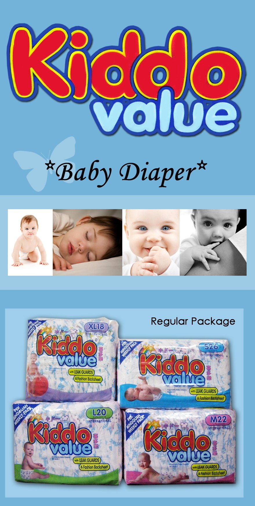 Every Need Want Day Mamypoko Diapers L20 Amazing Low Price Kiddo Value Baby
