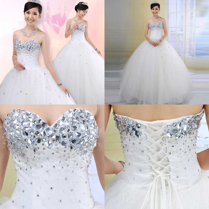 High Quality Wedding Gowns/Evening Gowns at Attractive Price @@@