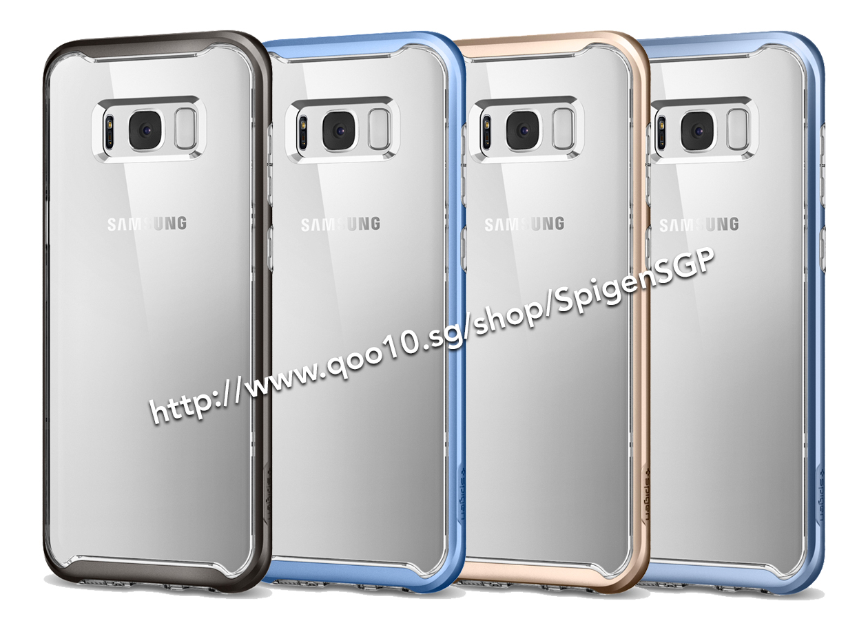 Buy Spigen Samsung S8 Plus Case Screen Protector Direct From Neo Hybrid Crystal Galaxy Gun Metal Series For Amp Color Gunmetal Blue Coral Gold Maple Gray Orchid