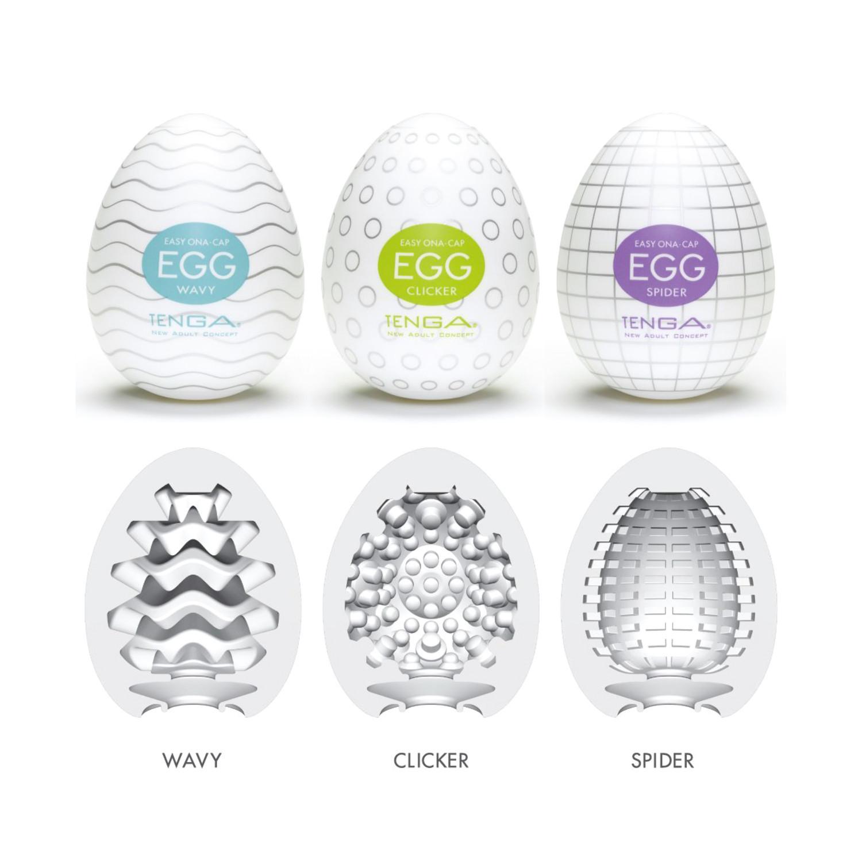 Tenga Egg Video