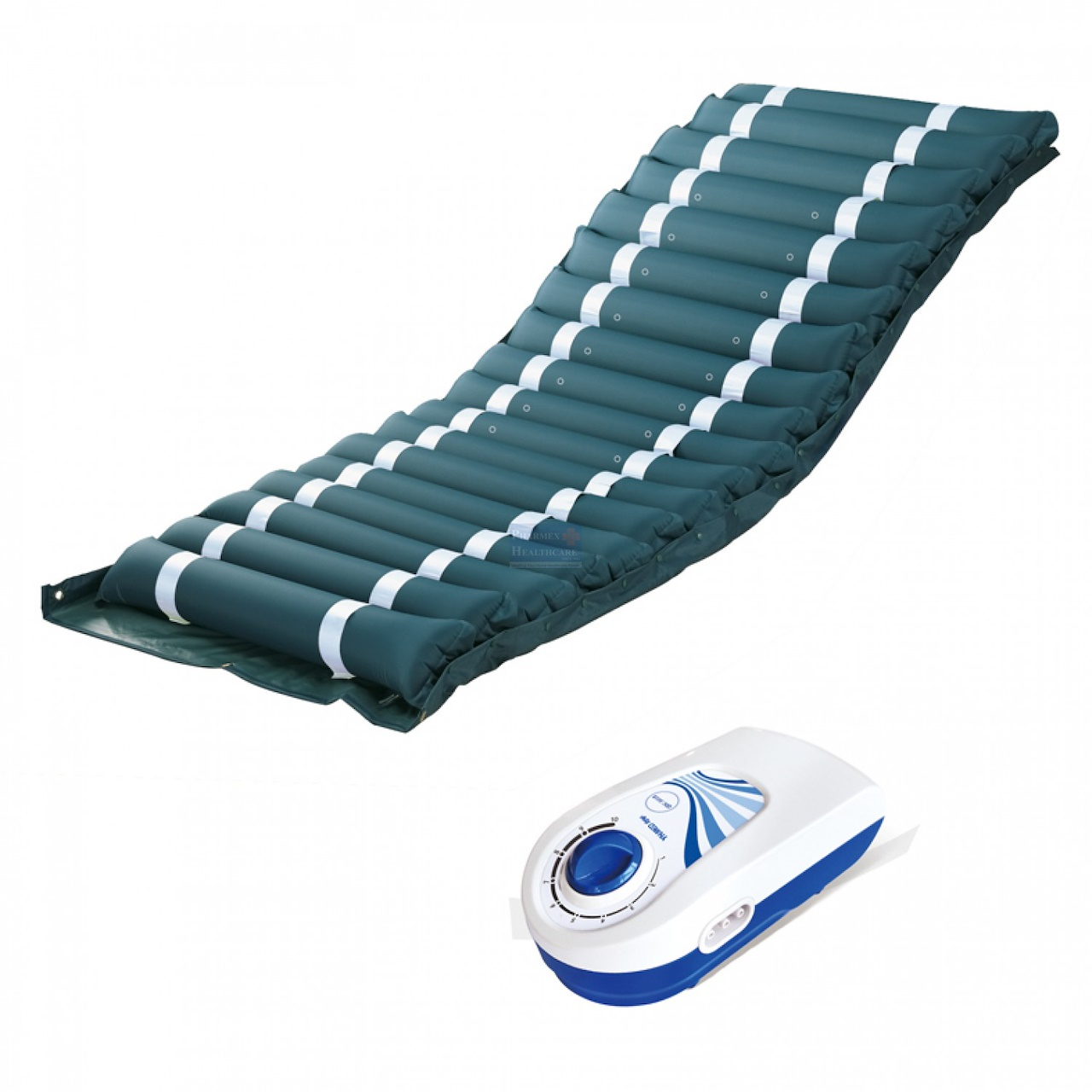 pressure relief mattress with digital pump system 4 5 inch